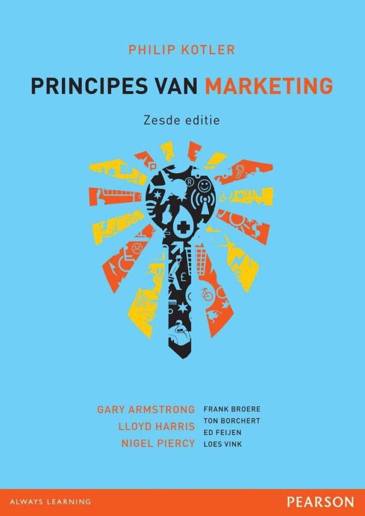 Marketingboek: Principes van Marketing